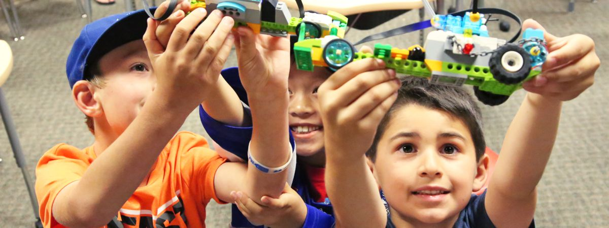 LEGO® WeDo™ Robotics  - Level 1