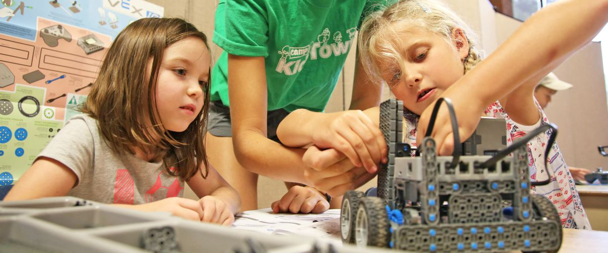 Robotics Camps in Milton Ontario