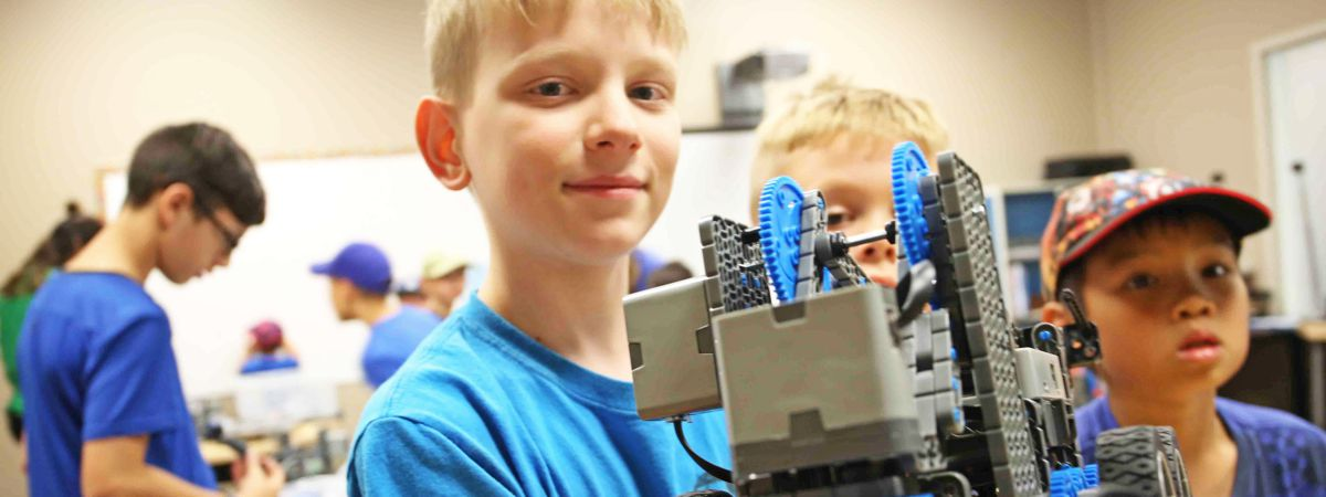VEX IQ ROBOTICS - Level 2 - NEW PROGRAM