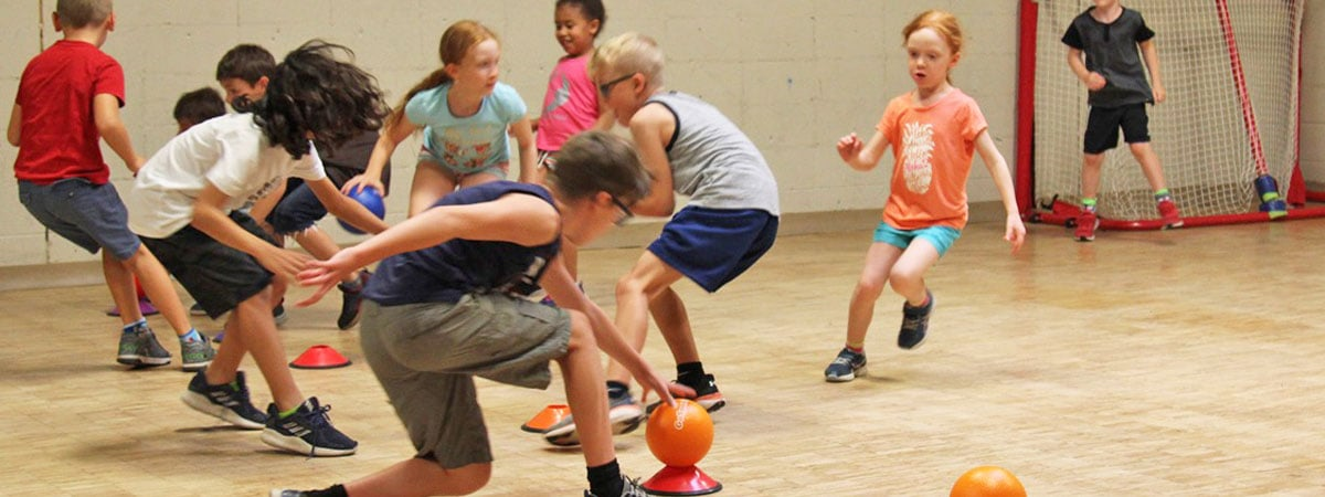 Soccer, Basketball & Hockey Summer Day Kids Camps in Milton Ontario