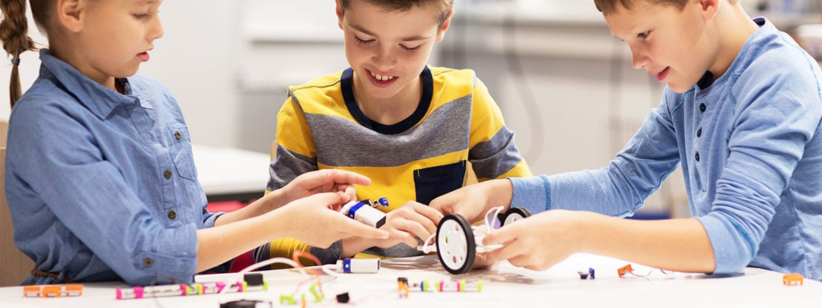 Invent It, Build It - Toy Camps in Milton Ontario