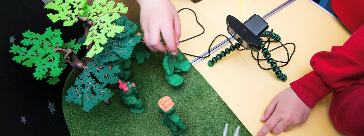 Stop Motion Animation - Make Your Own Movie Camps in Milton Ontario
